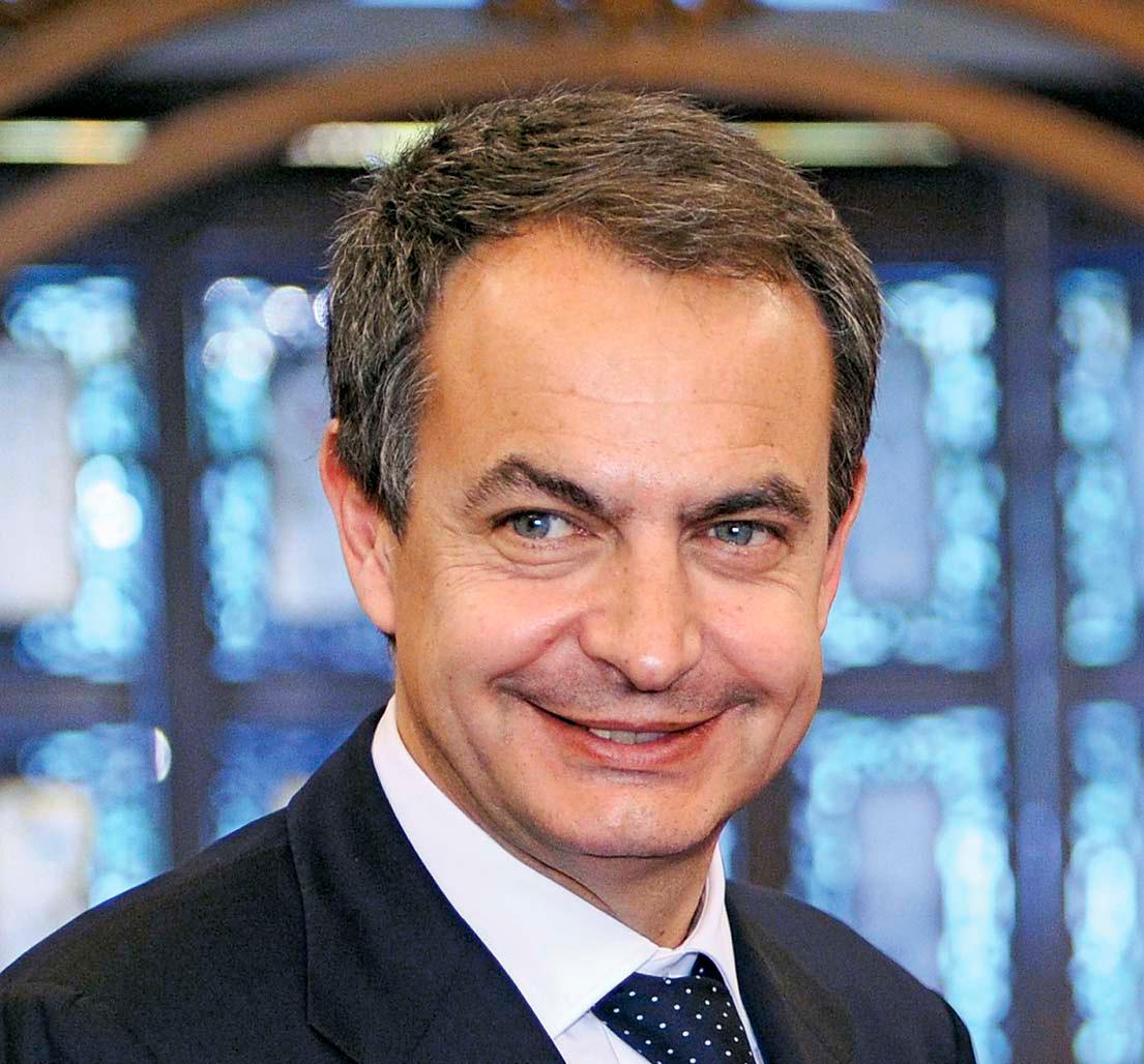 José Luis Rodriguez Zapatero.