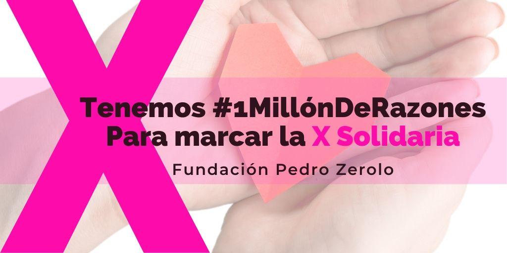 #1MillónDeRazones